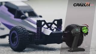 Mini Racing RC Car High Speed Buggy Vehicle
