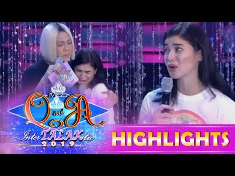 It's Showtime Miss Q & A: Anne and Erwan fight over having a motorcycle