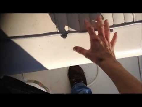 How to Repair a Boat Seat