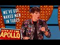 Suzi Ruffell Is Obsessed With Naked Attraction | Live At The Apollo | BBC Comedy Greats