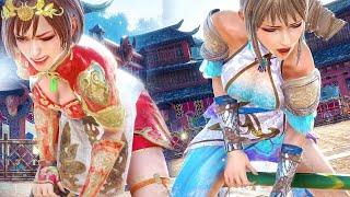 Dynasty Warriors 9 Ryona: Dong Bai Punish ALL DW Girls 3 Sun Shangxiang, Wang Yuanji, Lianshi 董白 リョナ