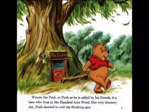 Winnie The Pooh & The Blustery Day - Disney Story video