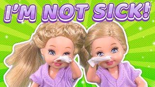 Barbie - I'm Not Sick! | Ep.81