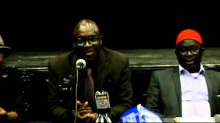 Rencontre de la Fédération des Sénégalais de la Diaspora