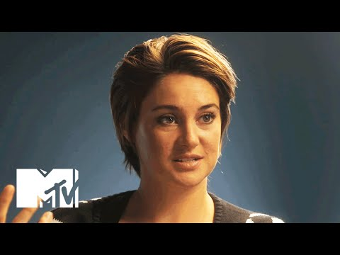 Shailene Woodley Reveals How Tris' Destiny Drives The 'Insurgent' Plot | MTV