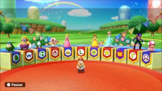 [SPOILERS] Mario Party 10 - END CREDITS - ALL Characters - Wii U