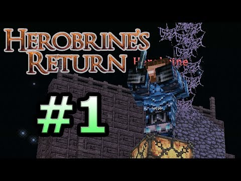 Tackle⁴⁸²⁶ Herobrine's Return (Minecraft Adventure)[TH] #1