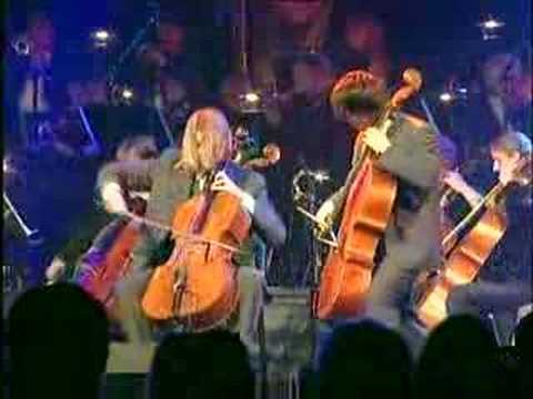 The Final Countdown Played on Cellos