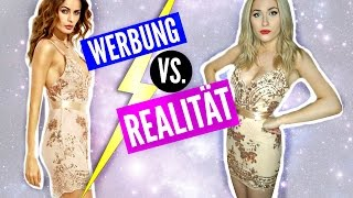 WERBUNG vs. REALITÄT - CHINA ONLINE SHOP | Sonny Loops