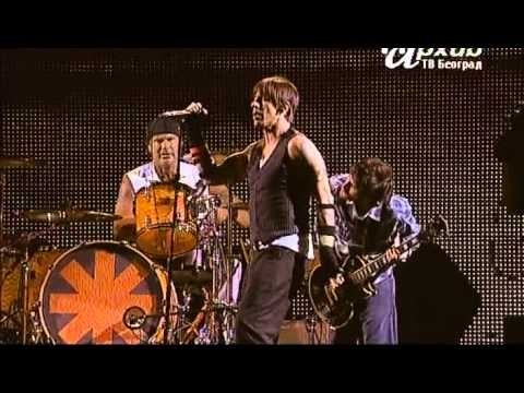 Red Hot Chili Peppers - Green Fest Inđija, Serbia   2007-06-26 Full Pro#1