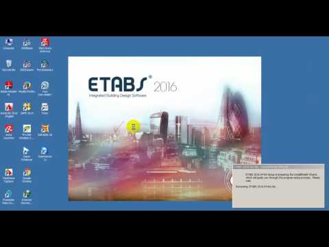 Structural Software for Building Analysis and Design - ETABS