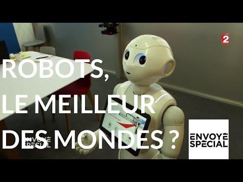 Envoyé spécial. Robots le meilleur des mondes - 11 janvier 2018 (France 2) thumbnail