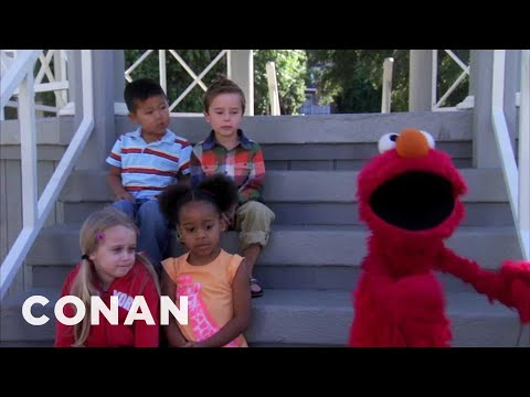 Elmo Records A PSA Defending Redheads