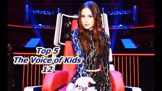 Download Lagu Top 5 - The Voice of Kids 12 Gratis STAFABAND
