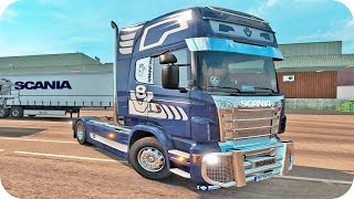 Mighty Griffin DLC Tuning Pack ~ ETS2 New DLC v1.24