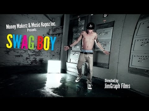 Nikolodian - Swag Boy (official Video) Prod By P2k (el Dinero Habla) video