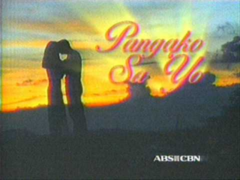 Pangako Sa'yo - Vina Morales (rare Copy) video