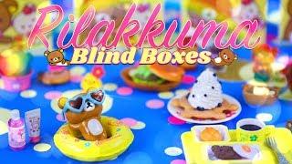 Unbox Daily: Re - Ment Aloha Rilakkuma Blind Boxes | COMPLETE SET
