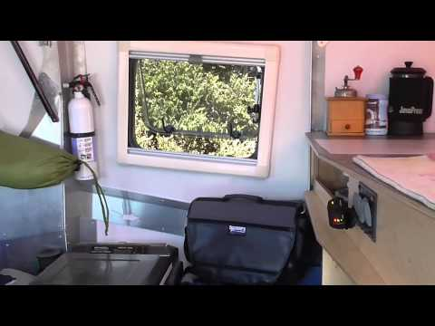 Cricket Trailer Camper: Field Test For Little Guy Trailers San Diego