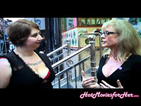 Video Interview With Nina Hartley - Part 1 video
