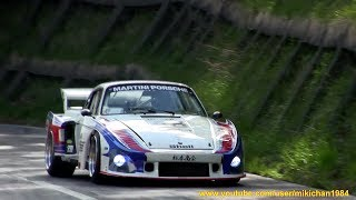 1989 Porsche 935 Turbo - ポルシェ935ターボ - 浅間ヒルクライム2017