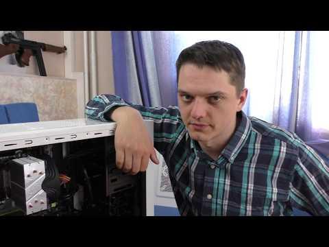 Игровой ПК за 36.000 рублей\ 620$
