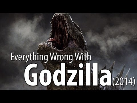 Everything Wrong With Godzilla (2014) video