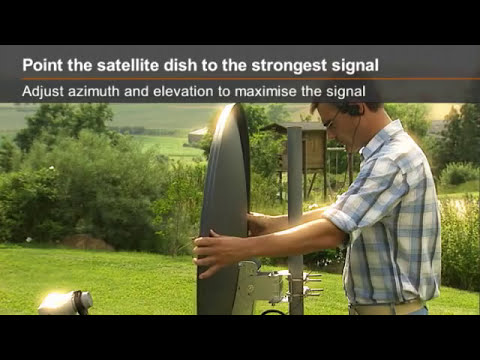Astra Satellite System Installation