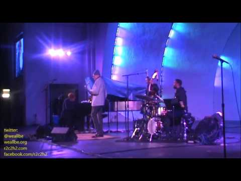 Wild Man DancINg IN MEmphis: The Charles Lloyd Quartet LIVE @ The Levitt Shell