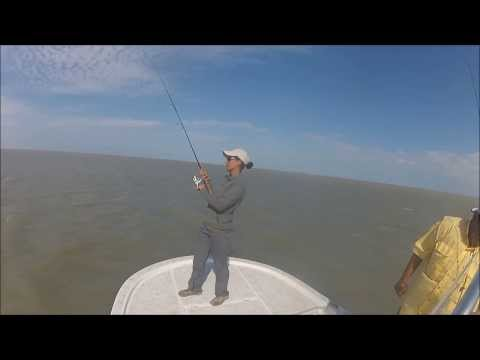 Mar 29, 2013 Fishing with family in the lower laguna madre