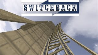 Switchback Coaster Promo POV HD ZDT's Amusement Park New Roller Coaster Opening SOON! Animation
