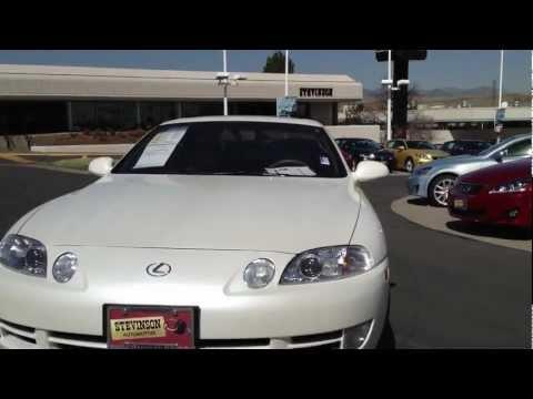 SOLD!!! 1999 Lexus SC 300 For Sale Denver, CO | 1.866.624.1518