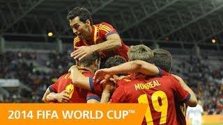 World Cup Team Profile: SPAIN