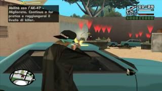 GTA san andreas - DYOM mission # 21 - Big Gang War ( HD )