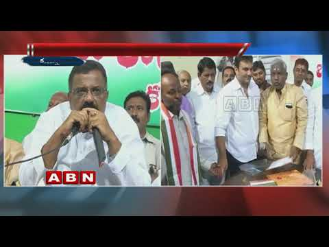 200 YCP Activists Joins Congress In The Presence Of Kotla Surya Prakash Reddy | kurnool