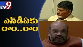 TDP says goodbye to NDA! || AP Special Status
