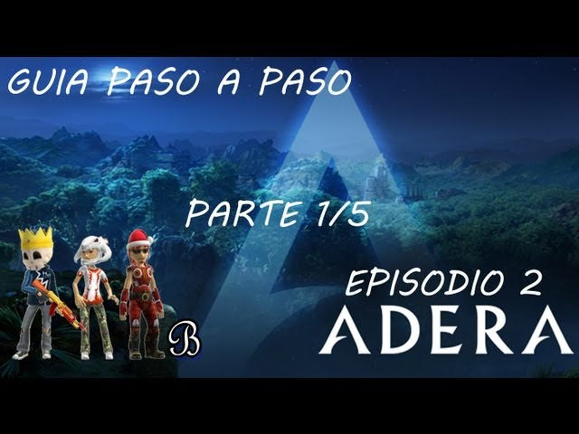 ADERA Episodio 2 Windows 8 - Guia Paso a Paso - 1/5