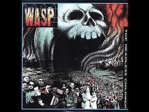 Wasp - The Heretic (the Lost Child)