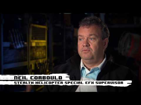 Zero Dark Thirty Featurette: Helicopters and Gears