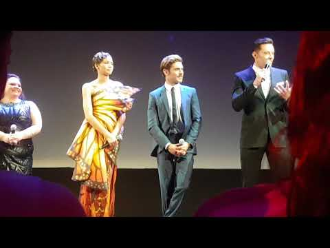 The Greatest Showman - Sydney Premiere Q&A