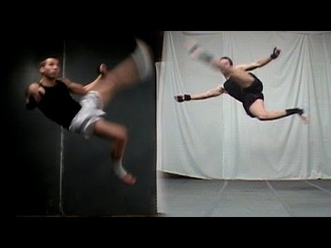 Taekwondo 540 Crescent Kick Tutorial (Kwonkicker)
