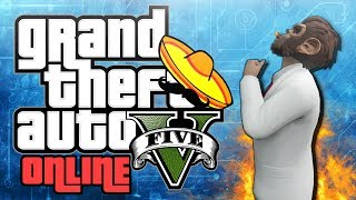 "A Mexican Plays GTA 5 #6! - ""GETTING MY HANDS DIRTY"" w/ Lui Calibre"