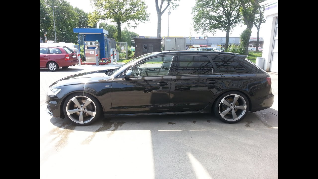 Car Max Near Me >> Audi A6 3.0 TDI 245 HP Quattro + BiTurbo Sound System Exhaust (313HP Eberspächer) - YouTube
