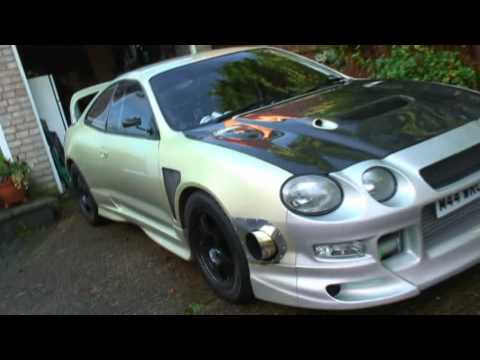 Hqdefault furthermore Maxresdefault as well Large together with De B also Toyota Supra Rear View. on toyota celica modified car