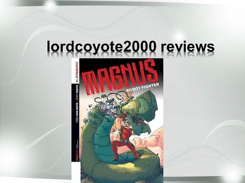 Magnus:Robot Fighter #1 comic book review #153