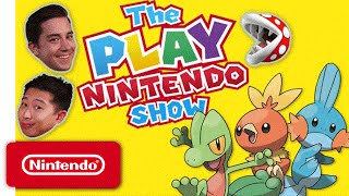 The Play Nintendo Show - Episode 5: Pokémon Omega Ruby and Alpha Sapphire Terry Takeover – Part 1