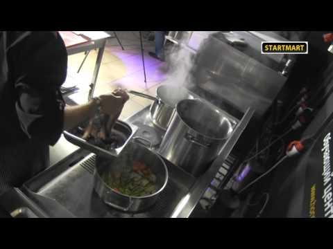 8.Итальянская кухня.Салат из осминога