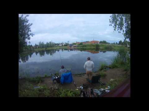 рыбалка в районе пирогово