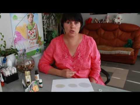 Видео как проверить эфирное масло на натуральность