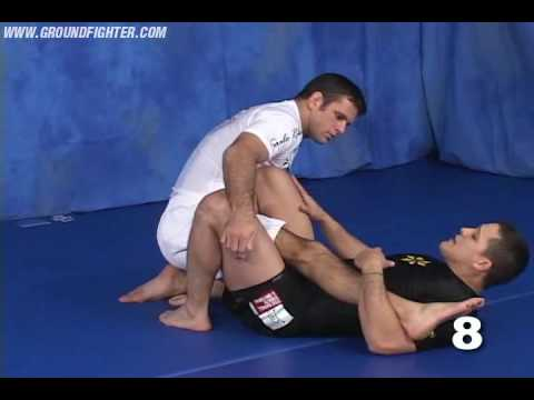Saulo Ribeiro - FreeStyle Revolution Jiu-Jitsu - Sweeps from the Bottom [vol 2] Image 1